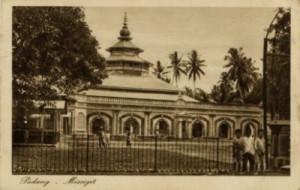 arsip Masjid Raya Gantiang