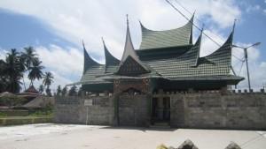 Makam Syekh Burhanuddin