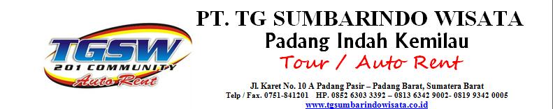 Tour Organizer Padang