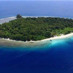 pulau sirandah padang