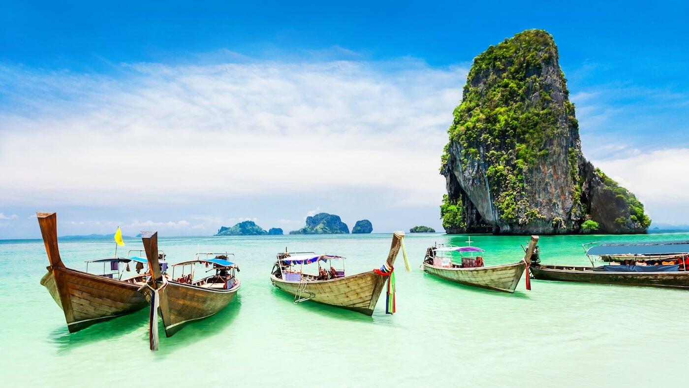 Paket Tour ke Thailand – Phuket – James Bond Island 4 hari 3 malam
