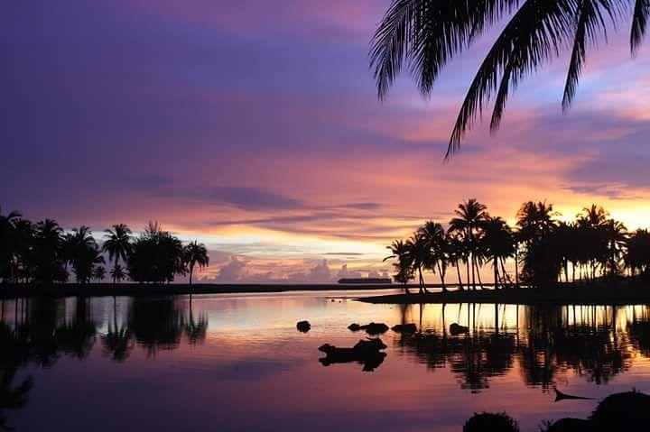 Laguna Tiku Muara Pantai Yang Memukau Untuk Anda Nikmati