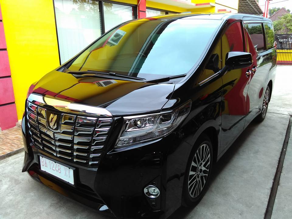 Pusat Rental Mobil Mewah Toyota dan Resmi di Kota Padang