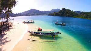 Pulau Setan dan berbagai pulau lainnya sangat menarik untuk dikunjungi di Sumatera Barat